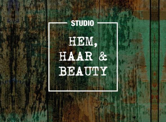 Hem, Haar & Beauty logo