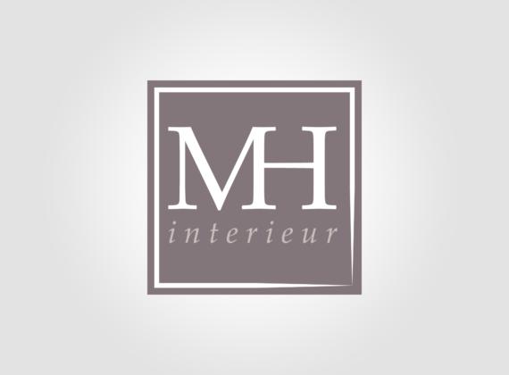 MH interieur logo ontwerp